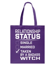 Witch Tote Bag thumbnail