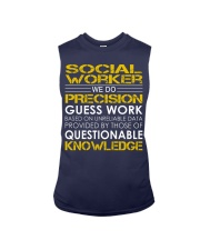 Social Worker Sleeveless Tee thumbnail