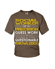 Social Worker Youth T-Shirt thumbnail