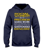 Social Worker Hooded Sweatshirt thumbnail