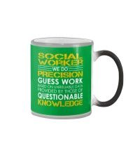 Social Worker Color Changing Mug thumbnail
