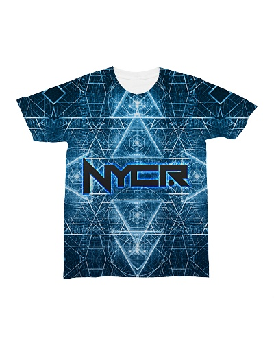Blue Rave Matrix