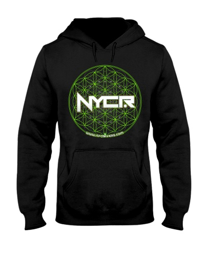 Limited Edition Flower of NYCR Green Hoodie
