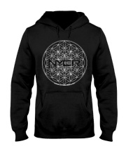 NYCRavers Flower of Life Hoodie - Cheddar Hooded Sweatshirt front