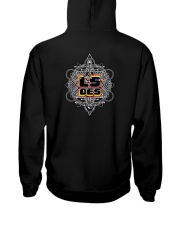 Limited Edition Flower of NYCR Hoodie of Destiny Hooded Sweatshirt back