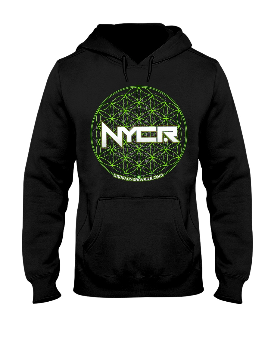 Limited Edition Flower of NYCR Hoodie of Destiny Hooded Sweatshirt