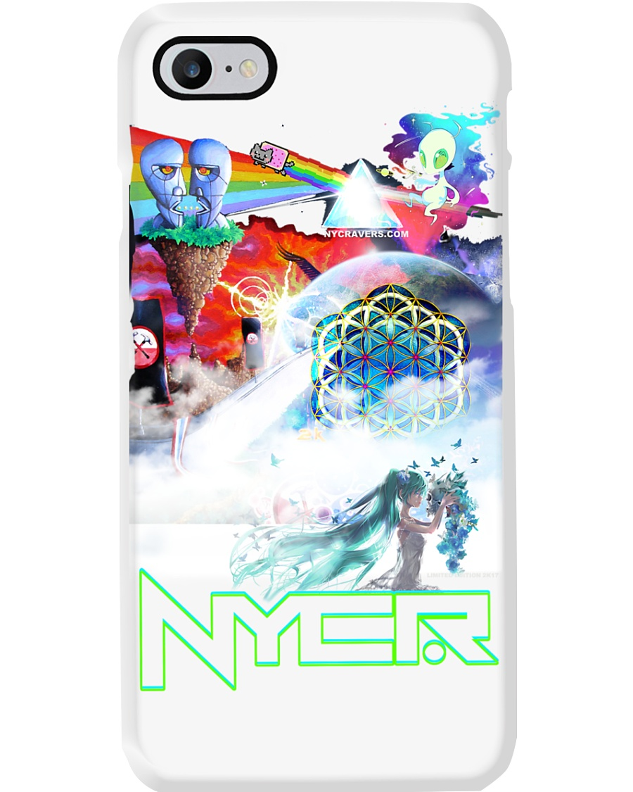 Limited Edition 2019 NYCRavers Phone Condom Phone Case