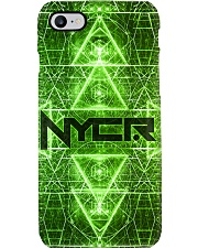 Rave Matrix Green Phone Condom Phone Case i-phone-7-case