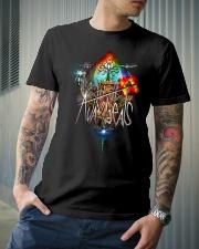 Ajaxbeats T Shirt Classic T-Shirt lifestyle-mens-crewneck-front-6