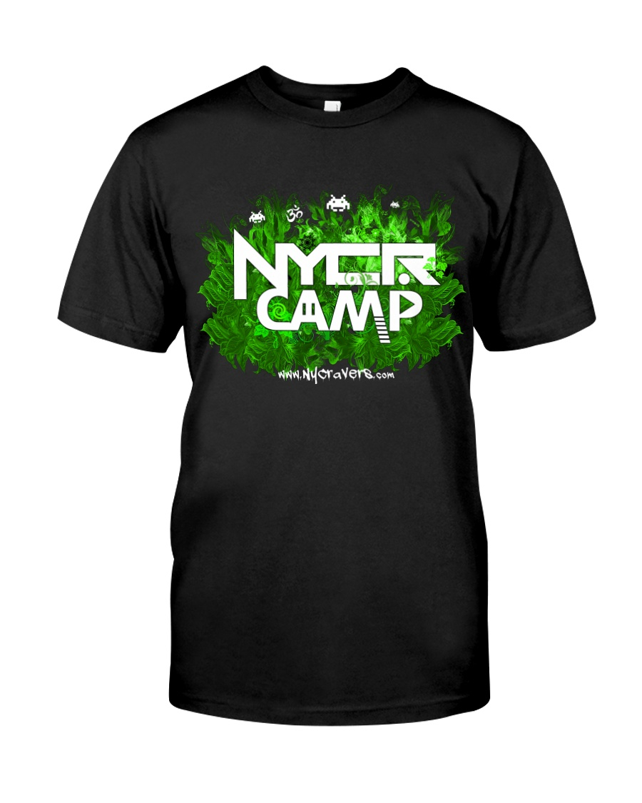 NYCR Camp Forest Design Classic T-Shirt