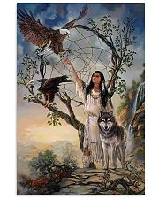 Exclusive Native American Poster 11x17 Poster front