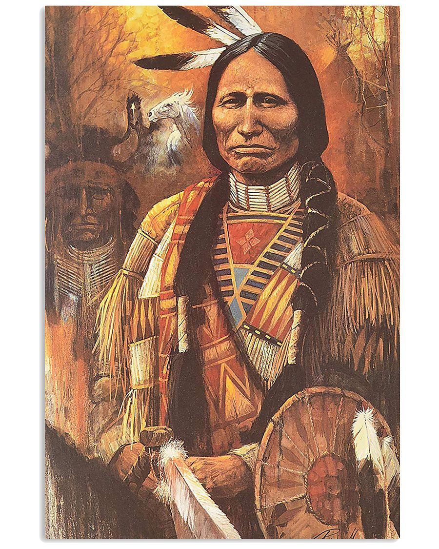 EXCLUSIVE NATIVE AMERICAN ART POSTER 11x17 Poster