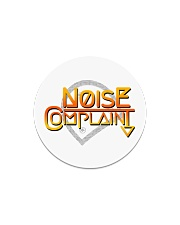 Noise Complaint - Company Store Spring 2019 Circle Magnet thumbnail