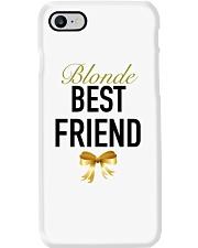 Blonde Best Friend Ribbon tees Phone Case thumbnail