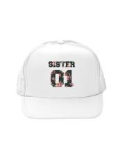 Sister 01 tees Trucker Hat thumbnail