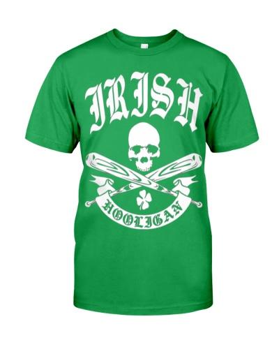 April Fools Day Irish Hooligan Mens tee