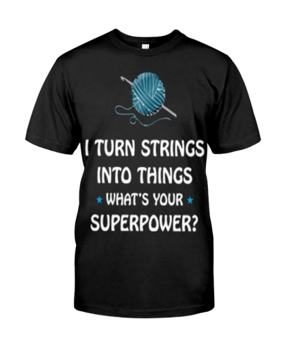 April Fools Day I Turn String Into tee