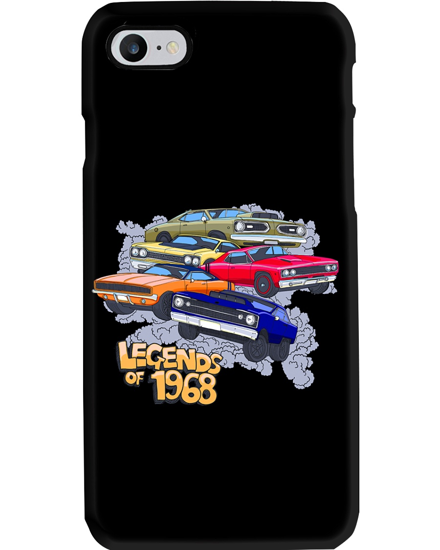 Legends of 1968 Phone Case