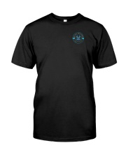 Legends of 1968 Premium Fit Mens Tee front