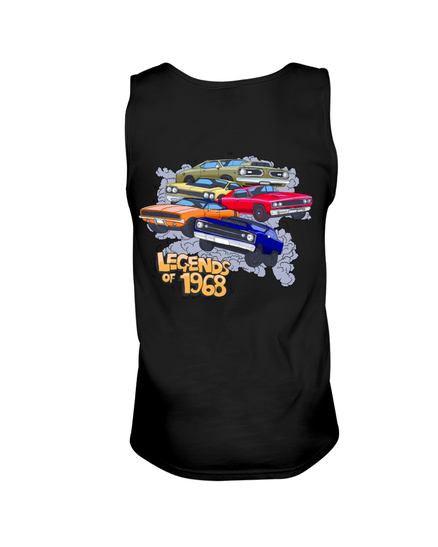 Legends of 1968 Unisex Tank