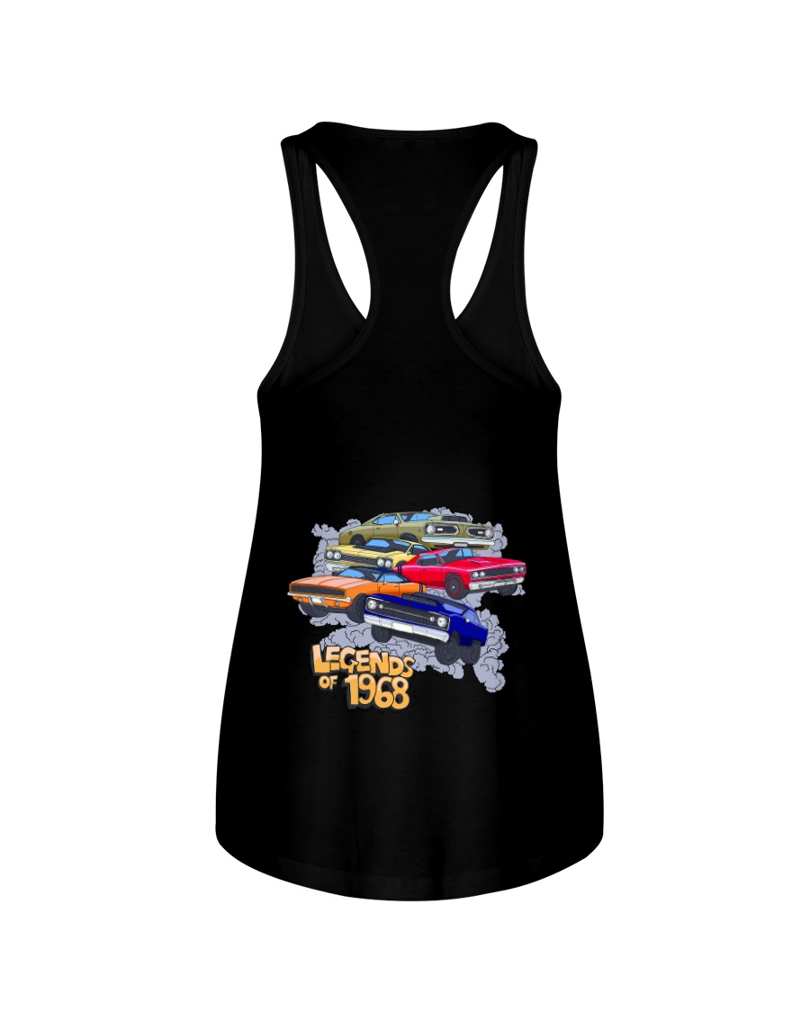 Legends of 1968 Ladies Flowy Tank