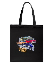 Legends of 1968 Tote Bag thumbnail