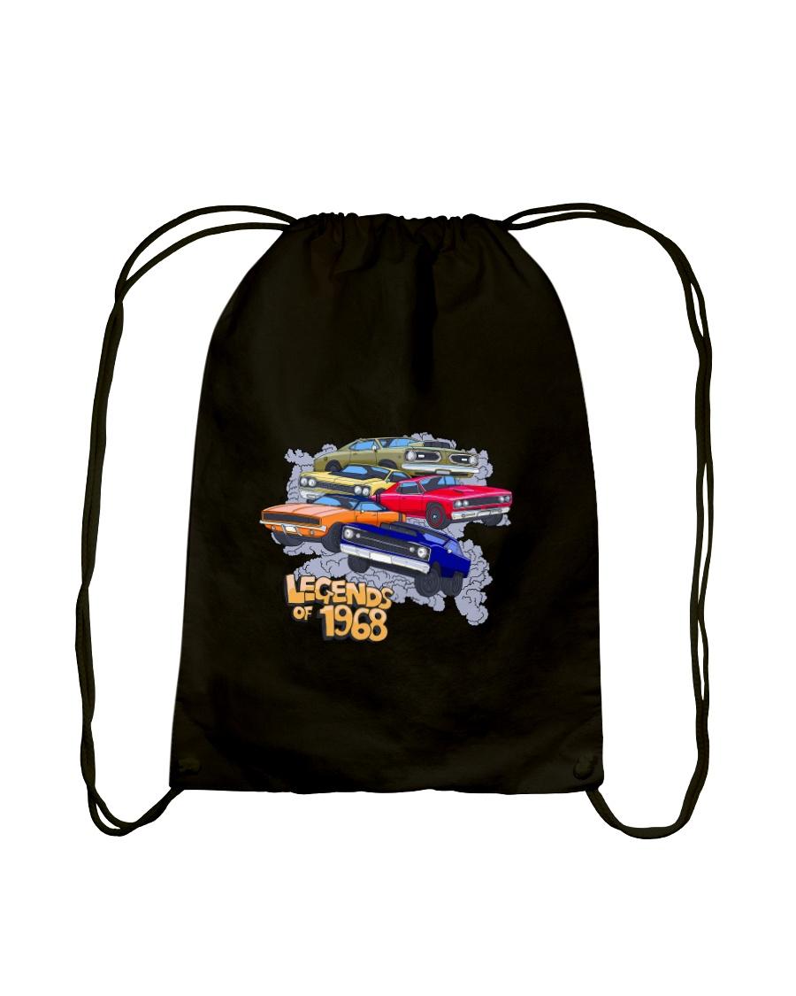 Legends of 1968 Drawstring Bag