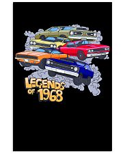 Legends of 1968 Vertical Poster tile