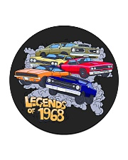 Legends of 1968 Circle Coaster tile