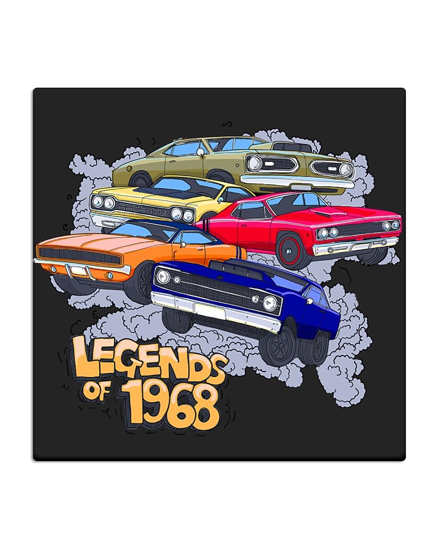 Legends of 1968 Square Coaster