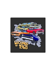 Legends of 1968 Square Magnet tile