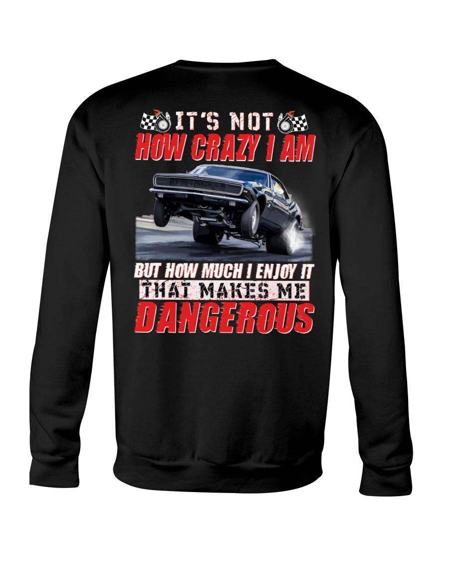 Race Hard or Go Home Crewneck Sweatshirt