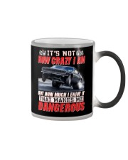 Race Hard or Go Home Color Changing Mug color-changing-right