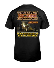 Nostalgia Fuel Altered Nitro World Challenge Shirt Premium Fit Mens Tee back