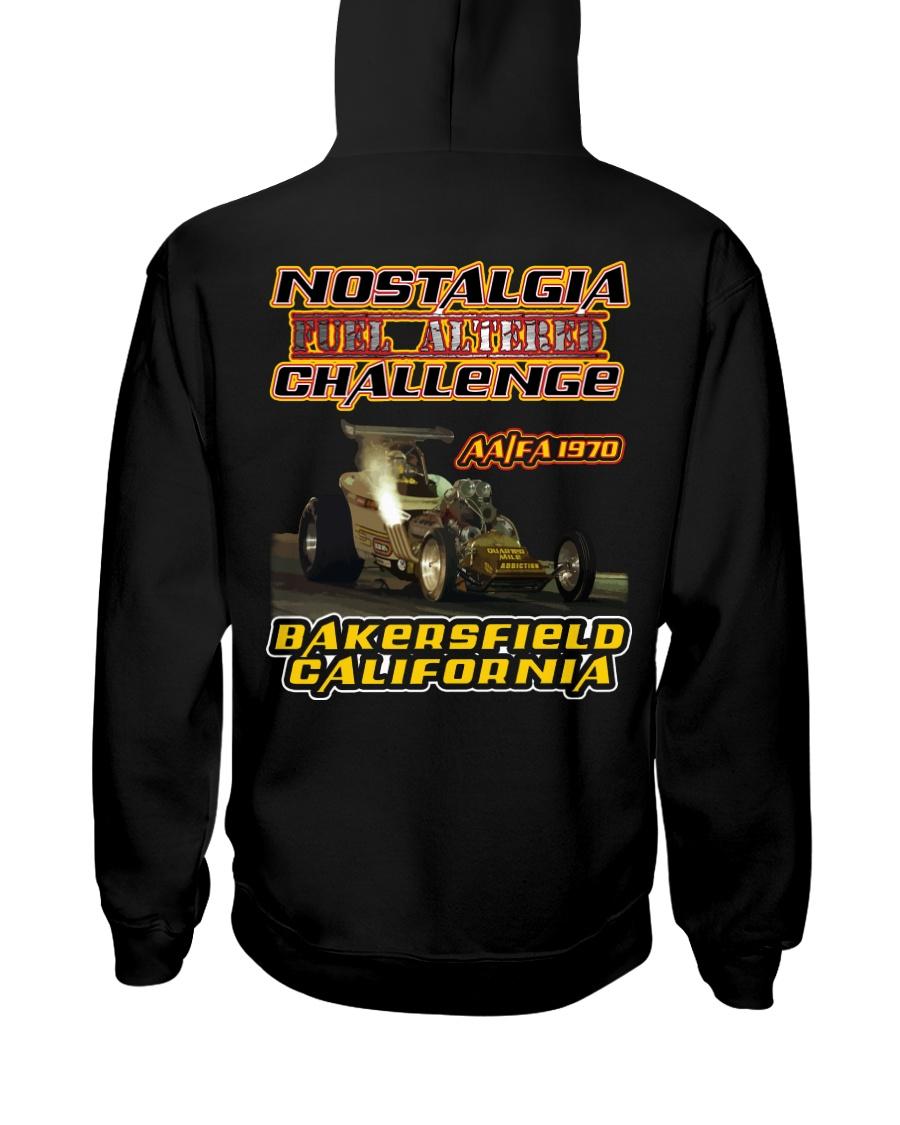 Nostalgia Fuel Altered Nitro World Challenge Shirt Hooded Sweatshirt showcase