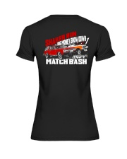 Shaker Run Big Money Showdown Match Bash Premium Fit Ladies Tee tile