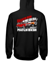 Shaker Run Big Money Showdown Match Bash Hooded Sweatshirt tile