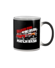 Shaker Run Big Money Showdown Match Bash Color Changing Mug thumbnail