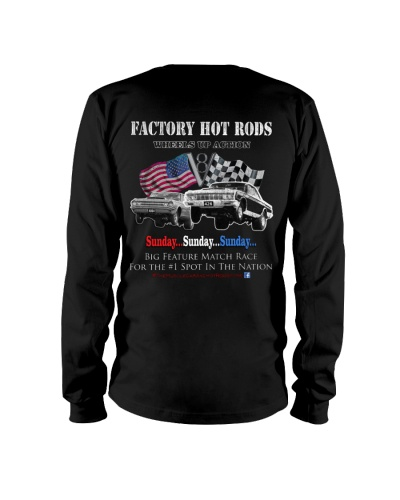 Factory Hot Rods Wheel Up Action