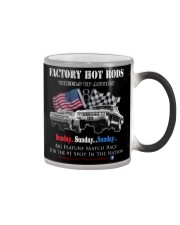 Factory Hot Rods Wheel Up Action Color Changing Mug thumbnail