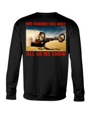 Top Fuel Digger Front Engine Slingshot Dragster Crewneck Sweatshirt thumbnail