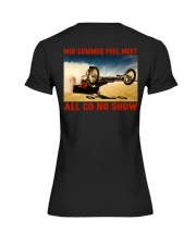 Top Fuel Digger Front Engine Slingshot Dragster Premium Fit Ladies Tee thumbnail