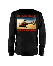 Top Fuel Digger Front Engine Slingshot Dragster Long Sleeve Tee thumbnail