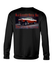 Vintage Hot Rod Gasser Drag Racing T Shirts Crewneck Sweatshirt thumbnail