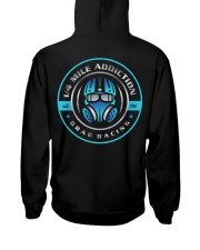 Quarter Mile Addiction Drag Racing T Shirts Hooded Sweatshirt thumbnail
