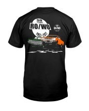 50 years RO-WO package cars 1967 - 2017 Premium Fit Mens Tee back