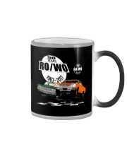 50 years RO-WO package cars 1967 - 2017 Color Changing Mug thumbnail