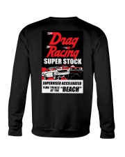Nostalgia Super Stock Drag Racing T Shirt Crewneck Sweatshirt thumbnail
