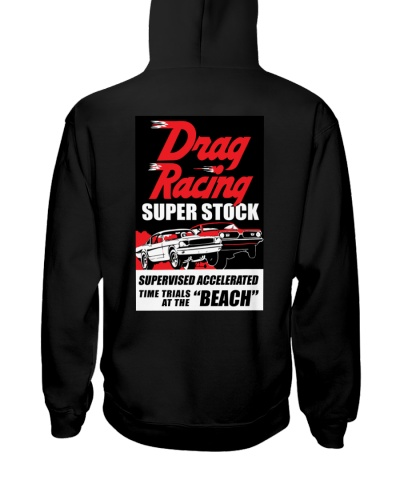 Nostalgia Super Stock Drag Racing T Shirt