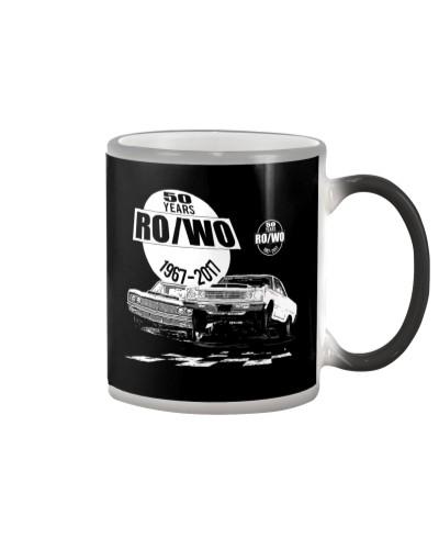 50 Years RO-WO Factory Race Cars
